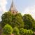 kerk · dorp · muur · architectuur · Europa - stockfoto © ivonnewierink