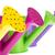 színes · locsol · retro · izolált · fehér · kertészkedés - stock fotó © ivonnewierink