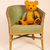 bear sitting in chair stock photo © ivonnewierink