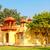 Hint · mimari · ev · astronomi · bahçe · ağaç - stok fotoğraf © ivz