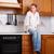 yalnızlık · yalnız · kız · oturma · mutfak · masası · güzellik - stok fotoğraf © ivz