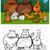 erdő · vadállatok · rajz · kifestőkönyv · illusztráció · vicces - stock fotó © izakowski
