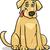 labrador · retriever · psa · maskotka · ikona · ilustracja · głowie - zdjęcia stock © izakowski