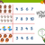 counting game with animals stock photo © izakowski