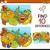 finding differences game cartoon stock photo © izakowski