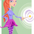 mooie · fairy · vector · grafische · vrouw - stockfoto © izakowski