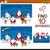 christmas differences game for kids stock photo © izakowski