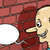 talking to a brick wall cartoon stock photo © izakowski