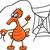 смешные · Spider · Cartoon · дизайна · животные · Crazy - Сток-фото © izakowski