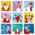 Navidad · elementos · tarjetas · cute · papá · noel - foto stock © izakowski