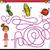 indovinare · verdura · attività · gioco · ragazzi · cartoon - foto d'archivio © izakowski