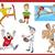 desenho · animado · corrida · grande · sorrir · esportes · fitness - foto stock © izakowski