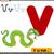 alfabeto · carta · menina · crianças · maçã · estudante - foto stock © izakowski