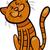 turuncu · kedi · sevimli · oynama · diğer · faaliyetler - stok fotoğraf © izakowski