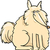 eskimo dog cartoon illustration stock photo © izakowski