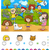 crianças · jogo · crianças · atividade · muitos - foto stock © izakowski