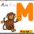 ábécé · majom · papír · iskola · diák · notebook - stock fotó © izakowski