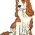 собака · Cartoon · иллюстрация · смешные · животного · графических - Сток-фото © izakowski