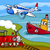 plane ship train cartoon illustration stock photo © izakowski