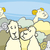 群れ · 羊 · 漫画 · 実例 · 家畜 - ストックフォト © izakowski