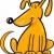 rajz · firka · vicces · kutya · illusztráció · aranyos - stock fotó © izakowski
