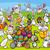 пасхальных · яиц · большой · набор · различный · зеленый - Сток-фото © izakowski