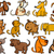 cartoon · honden · puppies · groot · ingesteld · illustratie - stockfoto © izakowski