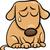 печально · бездомным · собака · Cartoon · иллюстрация · животного - Сток-фото © izakowski