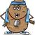 couch potato saying cartoon stock photo © izakowski