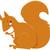 sevimli · sincap · karakter · karikatür · örnek - stok fotoğraf © izakowski