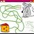 cartoon · labirinto · gioco · ragazzo · ragazza · illustrazione - foto d'archivio © izakowski