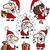 ベクトル · サンタクロース · クリスマス · 実例 · 男 - ストックフォト © izakowski
