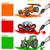 hoofd- · kleuren · cartoon · voertuigen · illustratie · primair - stockfoto © izakowski