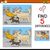 vijf · grappig · honden · cartoon · illustratie · hond - stockfoto © izakowski