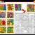 rompecabezas · cuadrados · forma · piezas · pueden · ilustración - foto stock © izakowski
