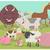 かわいい · 家畜 · セット · 漫画 · 実例 - ストックフォト © izakowski