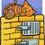 спальный · котенка · Cartoon · иллюстрация · Cute · мало - Сток-фото © izakowski