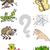 sivrisinek · böcek · karikatür · örnek · komik · karakter - stok fotoğraf © izakowski