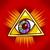 eye of providence illustration stock photo © izakowski