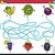 labirinto · jogo · crianças · desenho · animado · ilustração - foto stock © izakowski