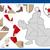 jigsaw puzzle with santa stock photo © izakowski