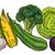 vegetables big group cartoon illustration stock photo © izakowski