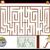 quebra-cabeça · labirinto · simples · crianças · feliz · sol - foto stock © izakowski