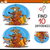 finding differences cartoon task stock photo © izakowski