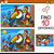différences · jeu · cartoon · illustration - photo stock © izakowski