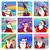 Navidad · establecer · tarjetas · Cartoon · vector - foto stock © izakowski