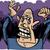 комического · Cartoon · испуганный · человека · ретро - Сток-фото © izakowski