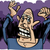 cartoon sketch of scared man stock photo © izakowski