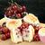 aardbei · kers · muffins · vruchten · horizontaal - stockfoto © jackethead