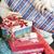 inpakpapier · vrolijk · kleurrijk · liefde · verjaardag - stockfoto © jackethead